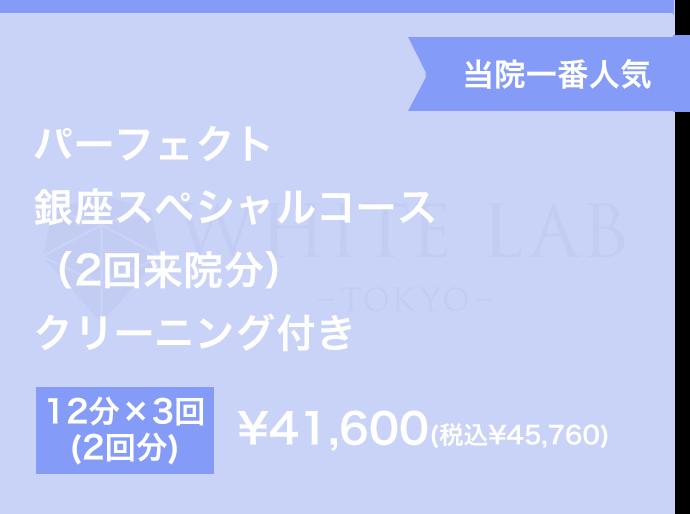 パーフェクト口元美人 銀座スペシャルコース